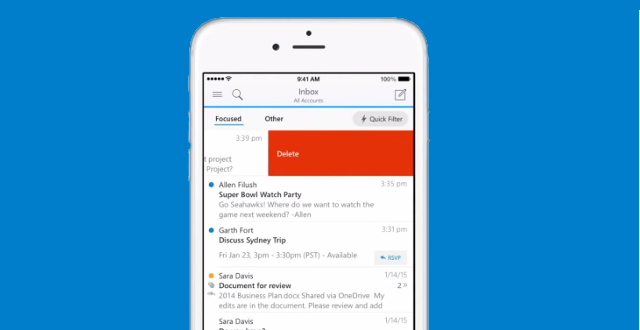 Outlook voor iOS en Android: neem terug controle over je e-mail