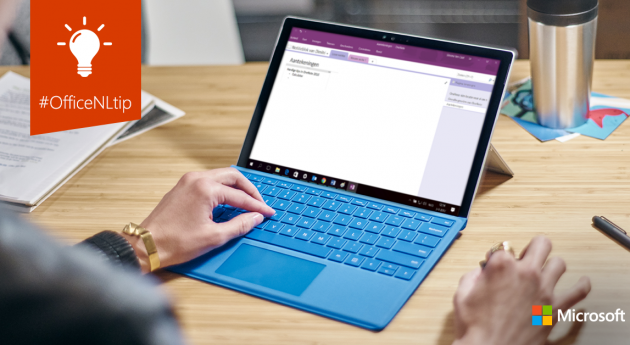 3 supersnelle OneNote-tips