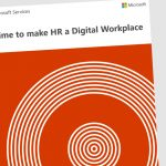 Whitepaper: Time to make HR a Digital Workplace