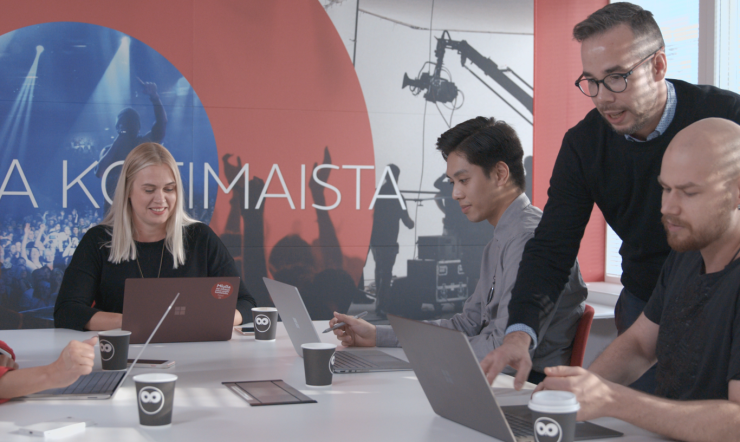 Iconic Finnish media company MTV modernizes its IT and employee experience with Windows Autopilot and Surface laptops