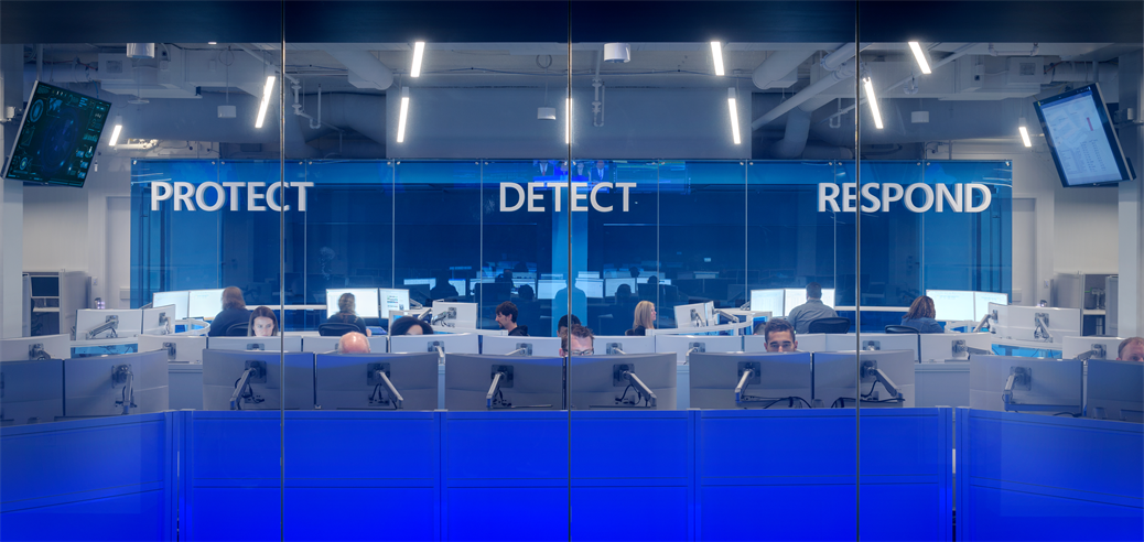 Microsoft Security Centre