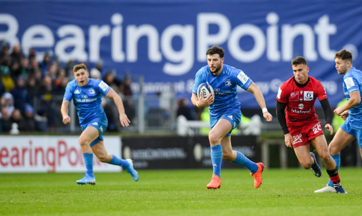 Transforming Fan Engagement at Leinster Rugby with BearingPoint