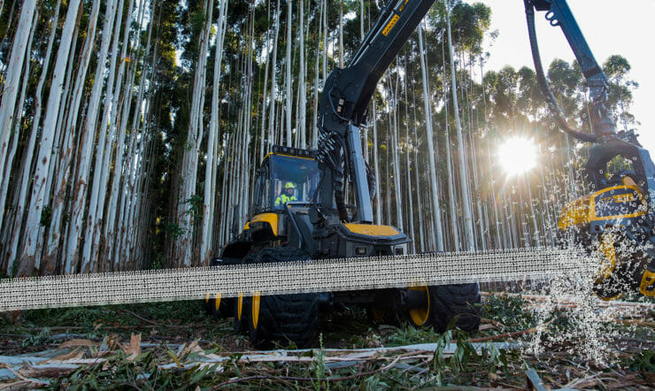 Ponsse: Turning a forest-machine manufacturer into a data-driven business