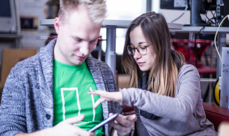 How FH JOANNEUM is preparing a new class of highly skilled professionals