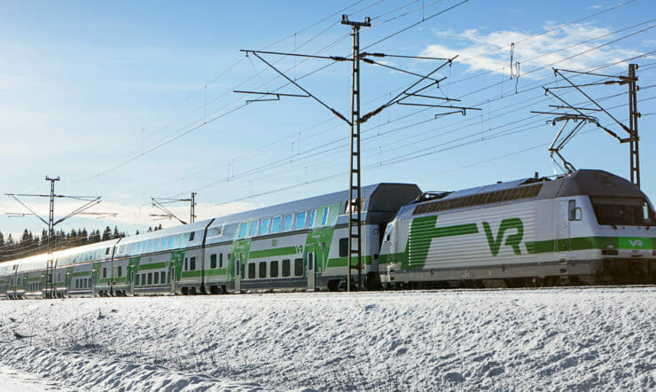 How VR Group is using automation to secure Finland's railways