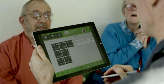Surface Pro 3 aide les médecins à mieux suivre leurs patients