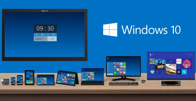 Quel impact aura Windows 10 sur les applications ?