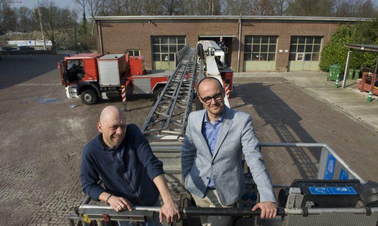 Les pompiers du Limbourg collaborent mieux grâce à Office 365