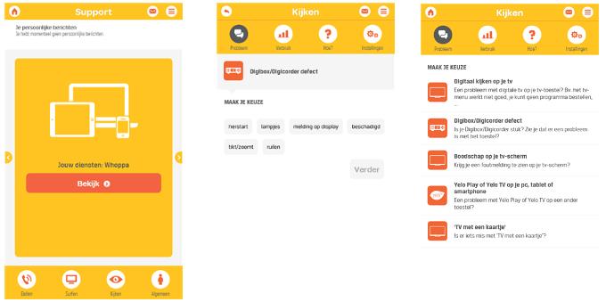 De Telenet Support app!