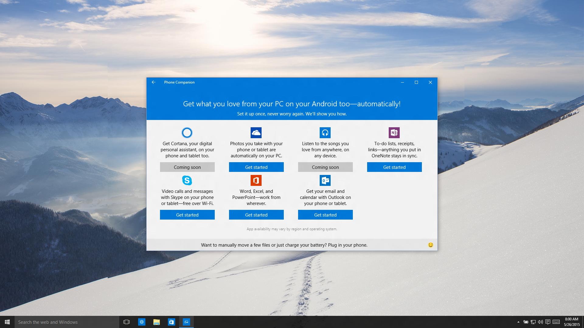 Screenshot3Windows10PhoneCompanion