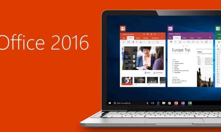 Dix nouveautés d'Office 2016