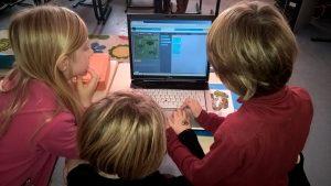 Leren coderen met Minecraft