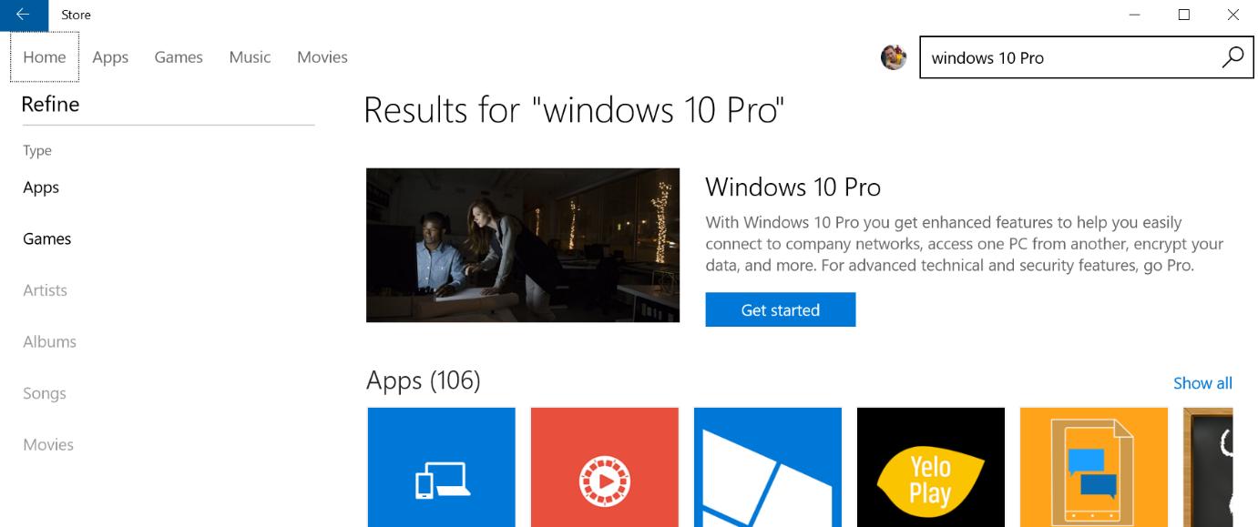 Comment effectuer la mise a jour vers Windows 10