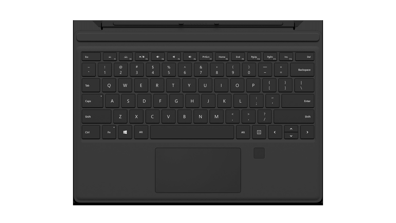 Fingerprint Reader Windows Hello Surface Pro 4