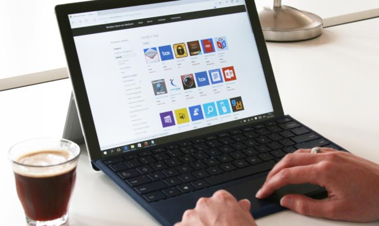 Les avantages d'un propre Windows Store pour Entreprises