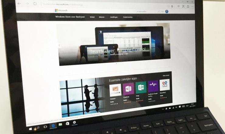 Réaliser en 5 étapes un Windows Store pour votre entreprise