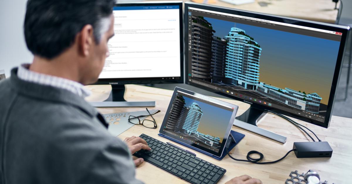 Microsoft Surface Pro 4 Engineering