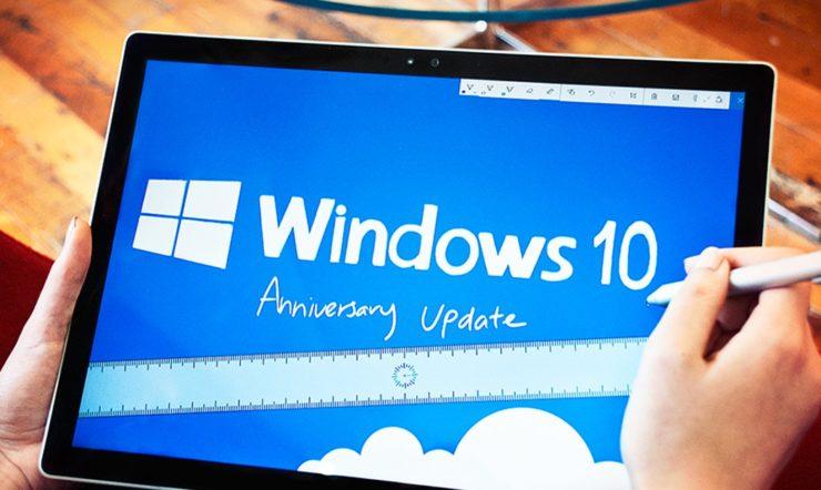 La mise à jour « Windows 10 Anniversary Update » est disponible