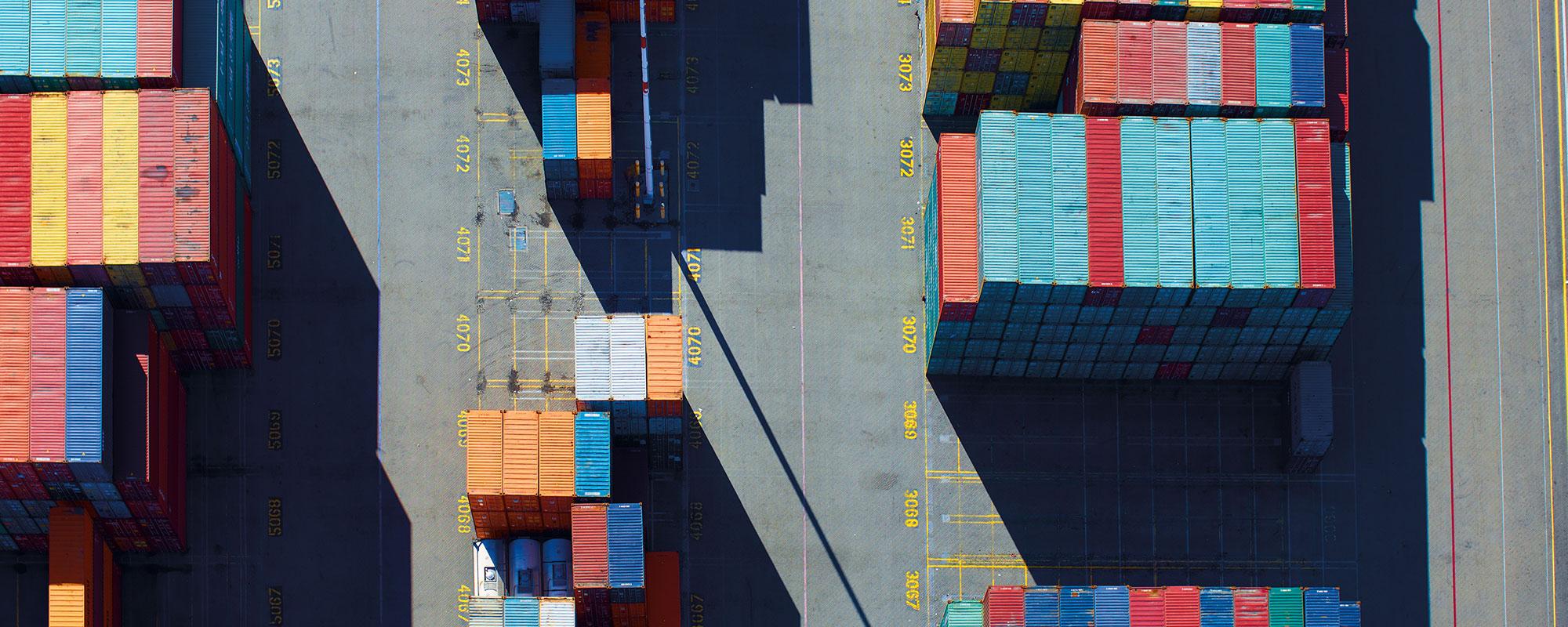 Aucun container ne reste inutilisé grâce à l'application ReUse d'Avantida.