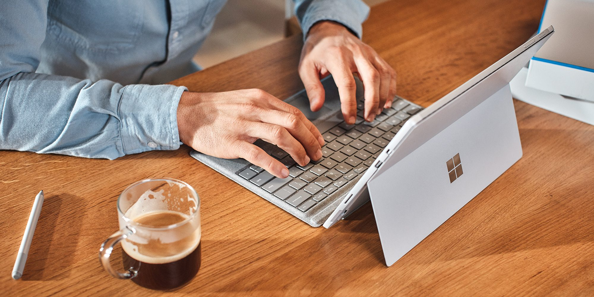 Modern Work and Surface Virtual Events