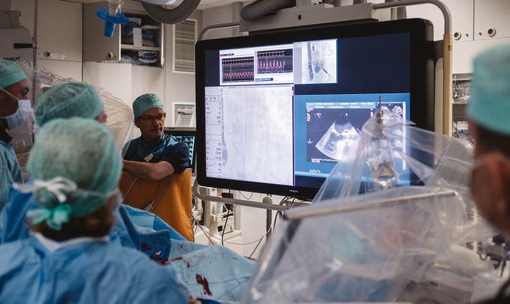 L' AI aide les cardiologues au niveau des résultats d'opérations du cœur