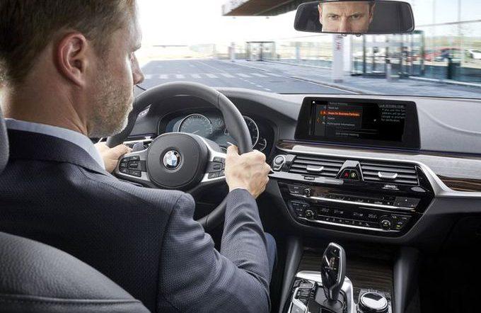 BMW : Office 365 embarqué pour juillet