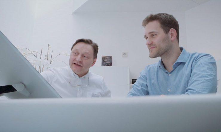Communiquez plus efficacement avec vos patients via Surface Studio