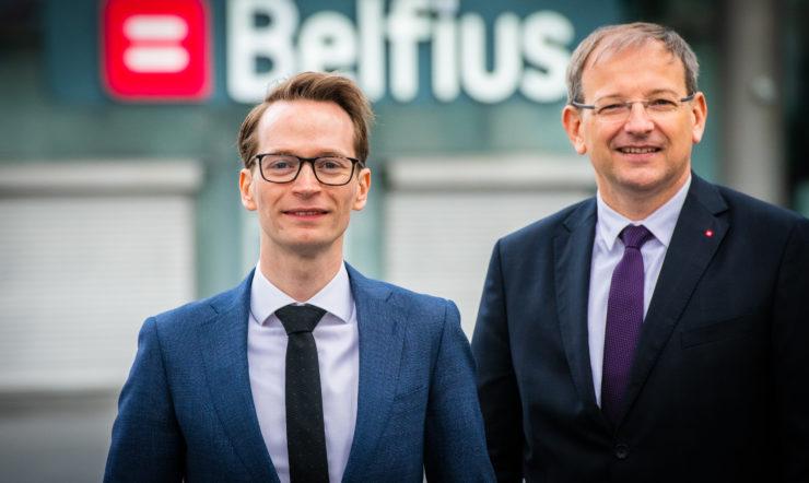 Belfius met tous ses services bancaires dans le cloud
