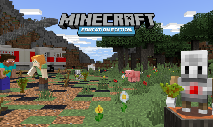 Minecraft: Education Edition & Teksperimentet build challenge