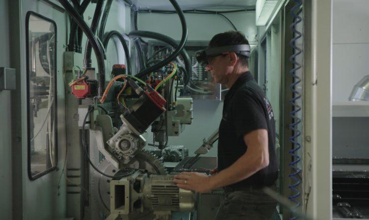 Soenen Hendrik utilise la réalité mixte pour optimiser les processus opérationnels