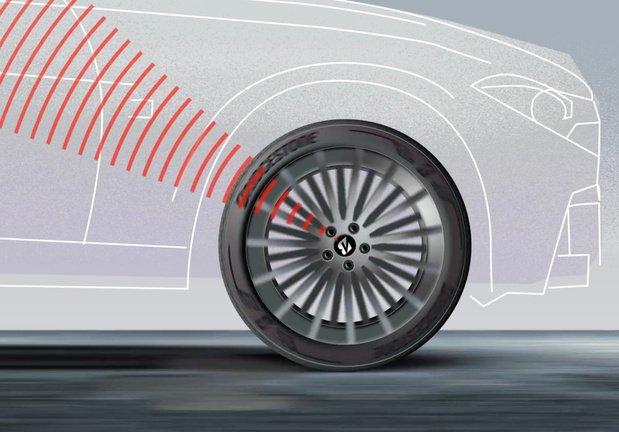 Microsoft et Bridgestone développent un système de contrôle des pneus intelligent