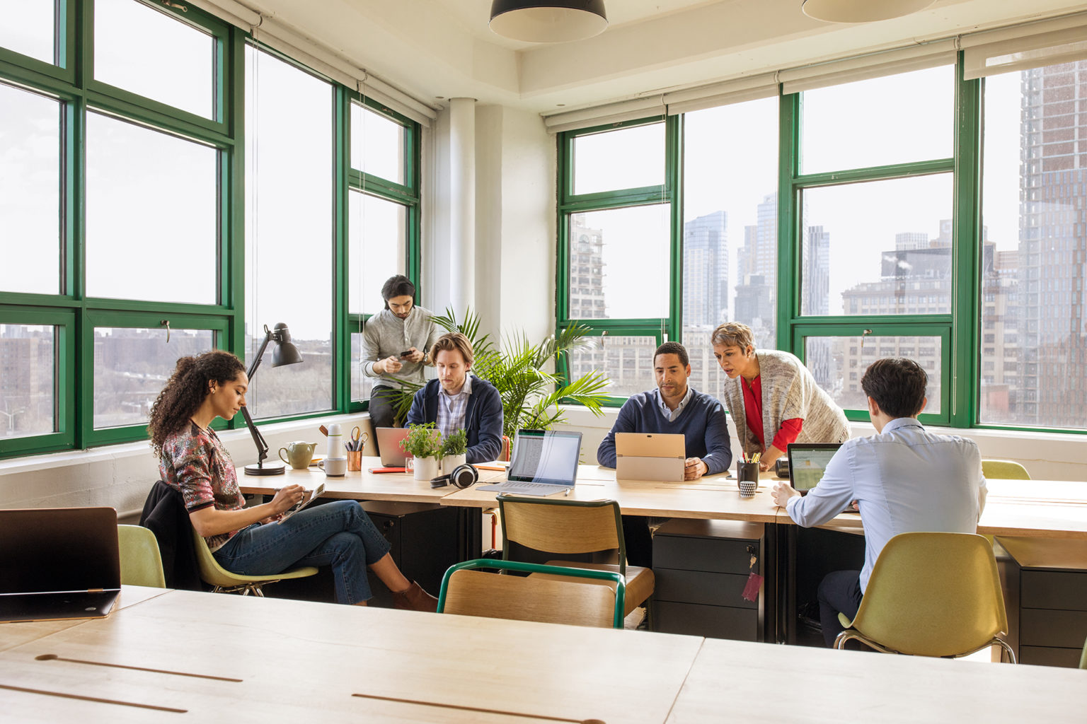 Microsoft Discover: Workplace Transformation workshops