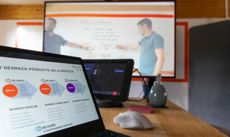 DexMach vereenvoudigt het beheer en geeft klanten een uitgebreid overzicht van de on-premise en cloud-infrastructuur met Azure Arc