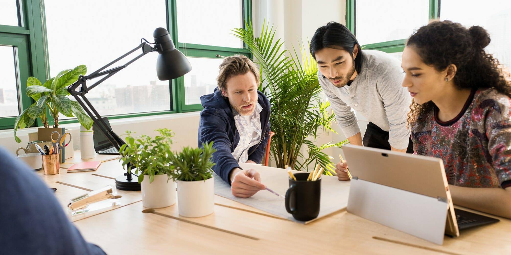 Microsoft Discover Workshops